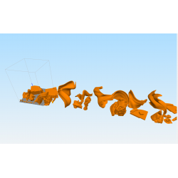 Magneto X-men - STL 3D print files