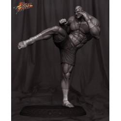 Sagat Street Fighter - STL 3D print files