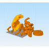 Mysterio Spiderman - STL 3D print files