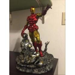 Iron Man vs Ultron - STL 3D print files