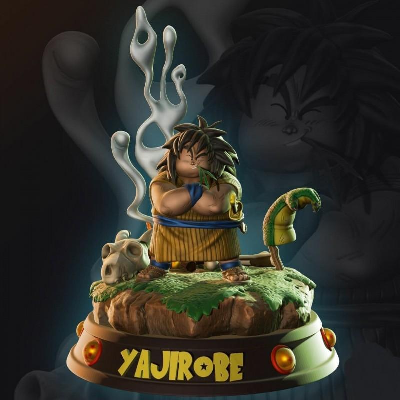 Yajirobe Dragon Ball - STL 3D print files