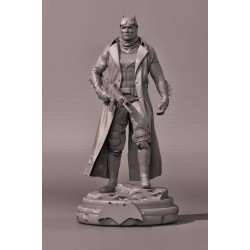 Batman Knightmare - STL 3D print files