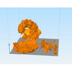 Rengoku - STL 3D print files