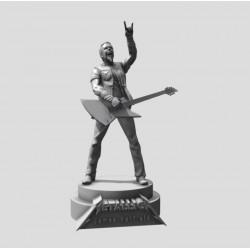 James Hetfield Metallica - STL 3D print files