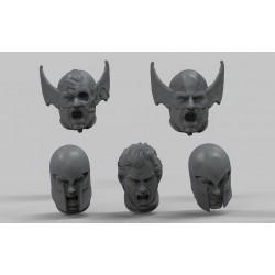 Magneto vs Wolverine - STL 3D print files