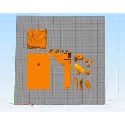 Spiderman Miles Morales version 2 - STL Files for 3D Print