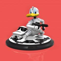 Donald Stormtrooper - STL 3D print files