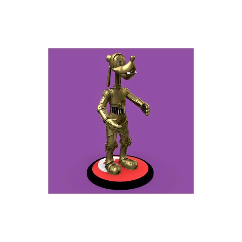 Goofy C3PO - STL 3D print files