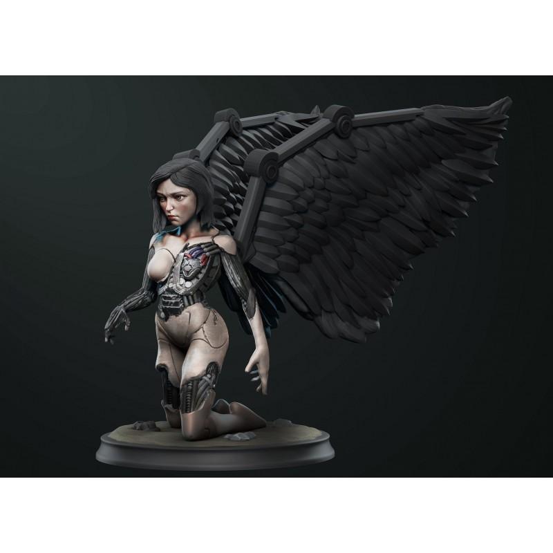 Alita Battle Angel - STL 3D print files