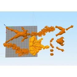 Nova (Richard Rider) - STL 3D print files
