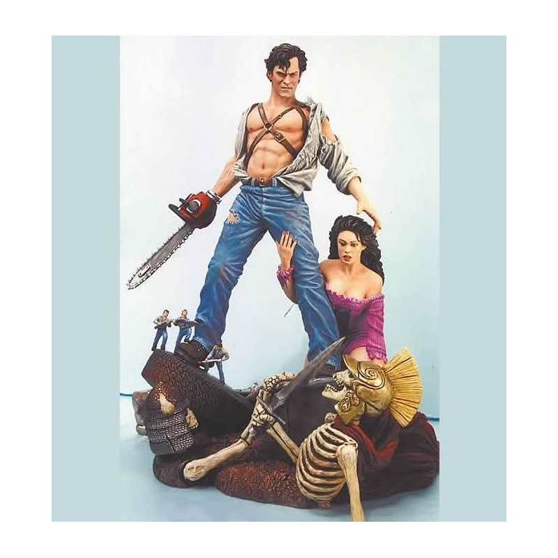 Army of Darkness Diorama - STL File for 3D Print