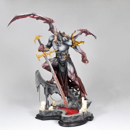 Blood Demon - STL 3D print files