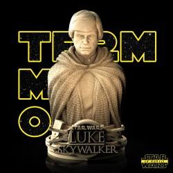 Luke Skywalker Bust - STL 3D print files