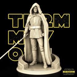 Luke Skywalker - STL 3D print files