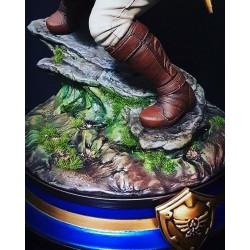 Zelda- Link Statue - STL Files for 3D Print
