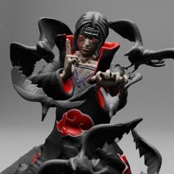 Itachi from Naruto - STL 3D print files