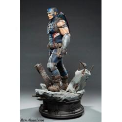 Captain America Secret Empire - STL 3D print files