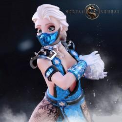 Elsa Sub-zero - STL 3D print files