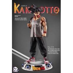 Kakaroto Goku - STL 3D print files