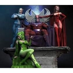 Magneto Family - STL 3D print files