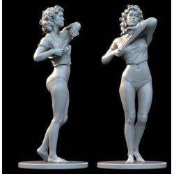 Ellen Ripley Alien - STL 3D print files