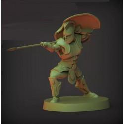 Achilles - STL 3D print files