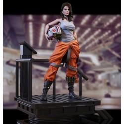 Rebel Pilot Sexy - STL 3D print files