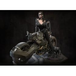 Catwoman Bike - STL 3D print files