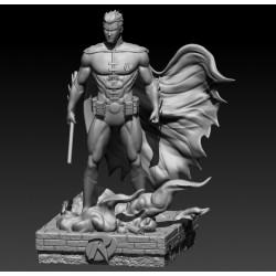 Robin Batman - STL Files for 3D Print