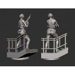 Jill Valentine Resident Evil - STL Files for 3D Print
