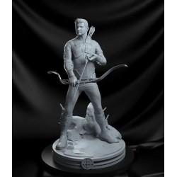 Hawkeye Barton - STL Files for 3D Print