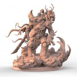 Malleus Cursed Warrior - STL 3D print files