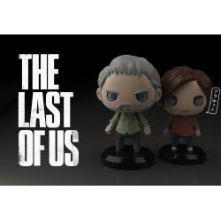 Joel and Ellie Funko The Last of US - STL 3D print files