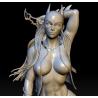 Sexy Batwoman - STL Files for 3D Print