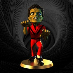 Michael Jackson Thriller - STL 3D print files