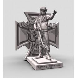 Lemmy Kilmister Motorhead - STL 3D print files