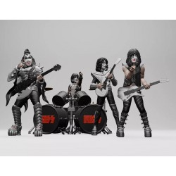 KISS Band Rock - STL 3D print files