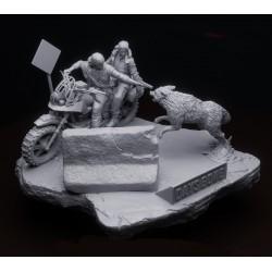 Days Gone Diorama - STL 3D print files