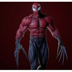 Spiderman Toxin - STL 3D print files