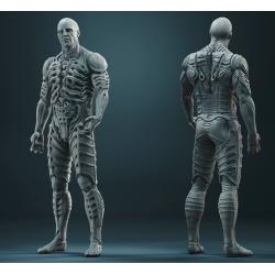 Prometheus - The Last Engineer - STL 3D print files