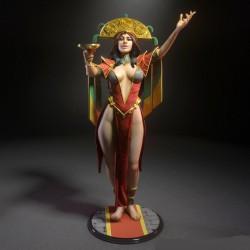 Mayara NSFW - STL 3D print files
