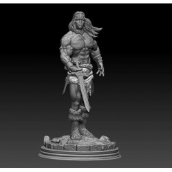 Conan the Barbarian Movie - STL 3D print files