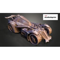 Batmobile - STL 3D print files
