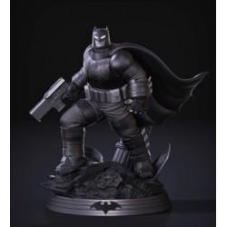 Armored Batman - STL 3D print files