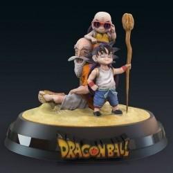 Kame Sennin Dragon Ball - STL 3D print files