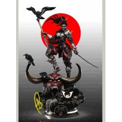 Samurai Urara - STL 3D print files