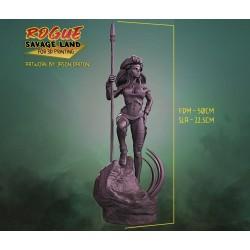 Rogue Savage Lands - STL 3D print files