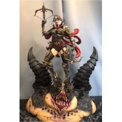 Demon Hunter - STL 3D print files