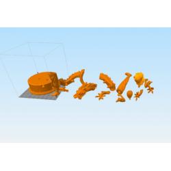 Bruce Lee - STL Files for 3D Print