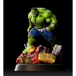 Hulk vs Hulkbuster - STL 3D print files